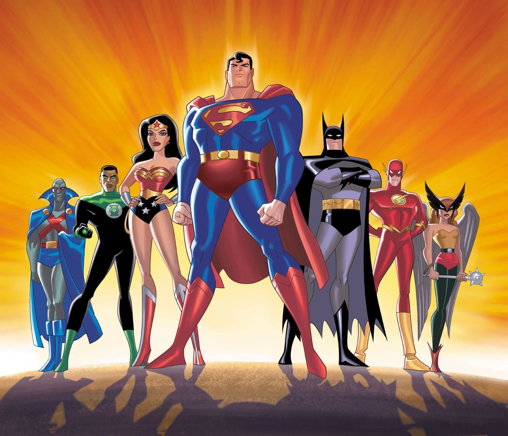 The DC Animated Universe