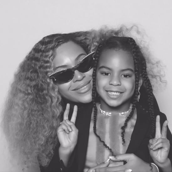 Beyonce and Blue Ivy at a Wedding Pictures October 2017