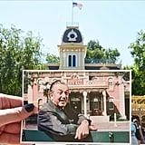 Disneyland Then and Now Photos