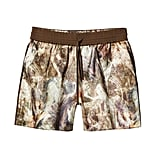 H&M Conscious Collection Silk and Hemp Shorts ($50)
