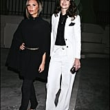 Katie and Posh are a Stylish Couple