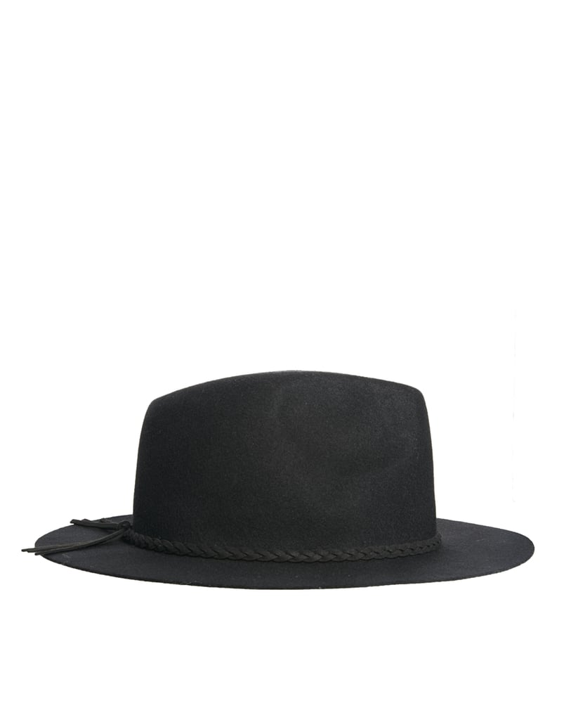 ASOS Felt Fedora Hat ($38)