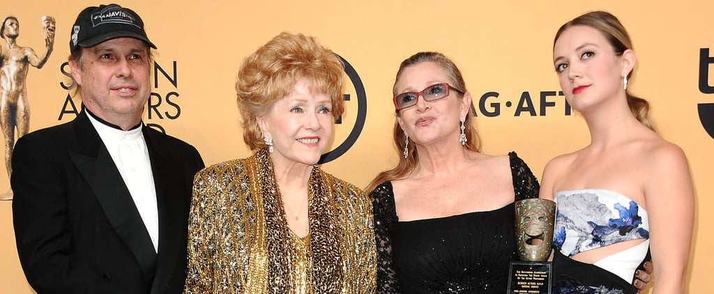 Todd Fisher Reveals Debbie Reynolds's Final Wish at Joint Public Memorial With Carrie