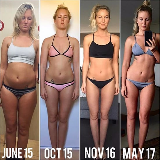 Woman Thanks Fitness Community For Weight Loss | Instagram