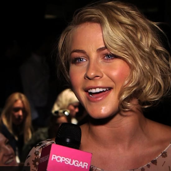 "Julianne Hough Grew Up Wearing ""Dance Clothes and Sweatpants"""