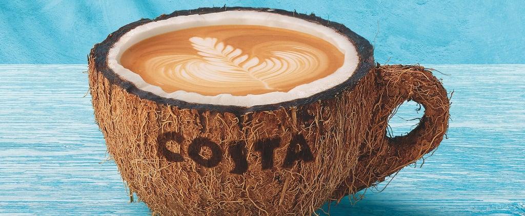 Costa Adds Coconut Milk to Menu