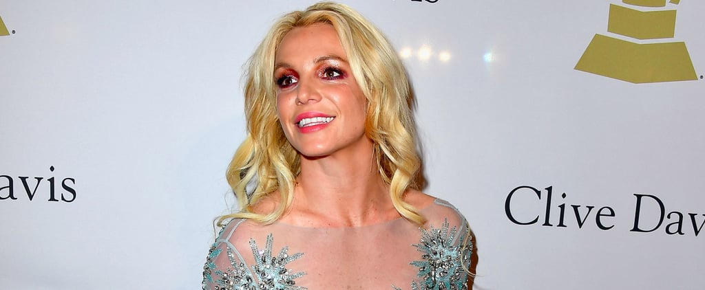 "Britney Spears's Yoga Video Will Have You Screaming, ""You Better Work!"""