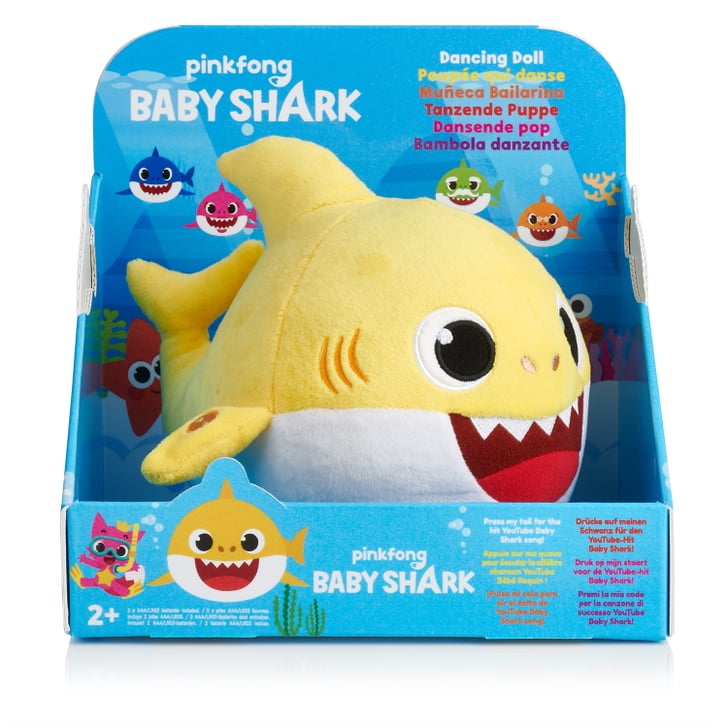 Pinkfong Baby Shark Official Dancing Doll Best Toys For