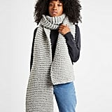 Wool and the Gang Foxy Roxy Scarf