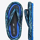 Patterned Flip Flops ($99)