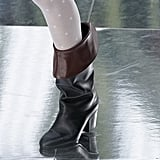 Chanel Boots on the Fall/Winter 2020 Runway