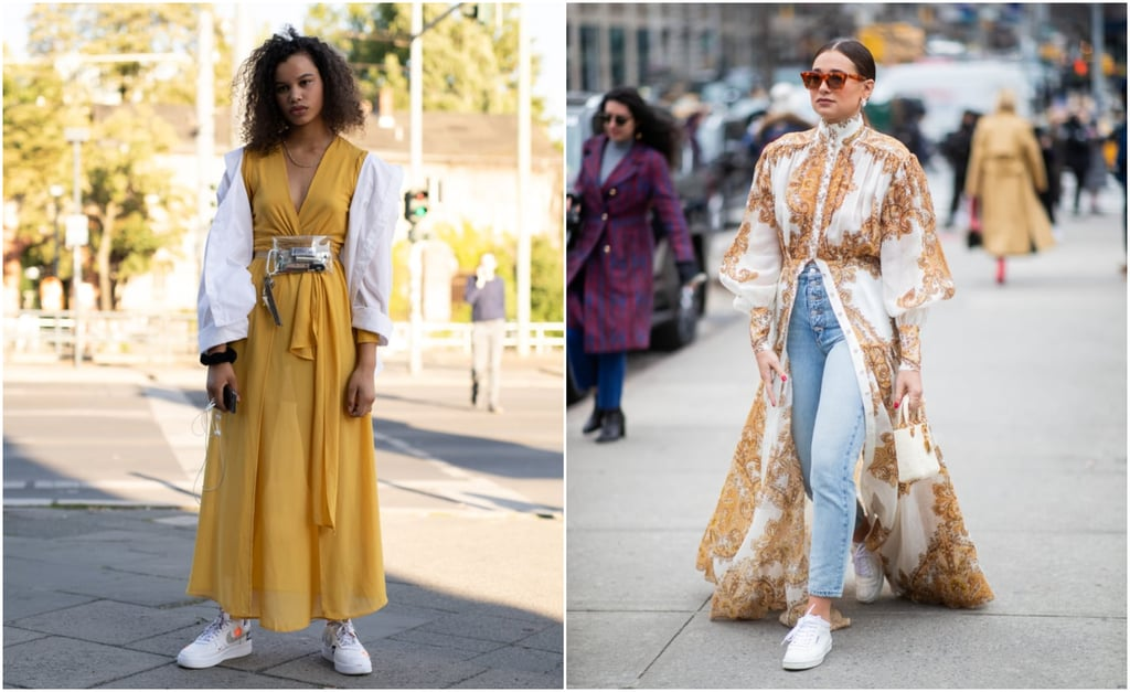 How to Wear a Maxi Dress Summer