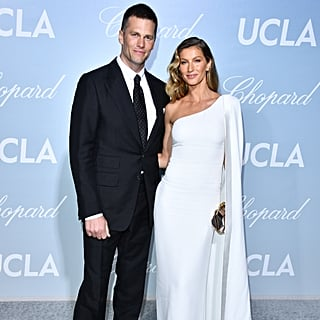 Gisele White Stella McCartney Dress February 2019