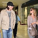 Gisele and Tom Head South to Rio For Carnival