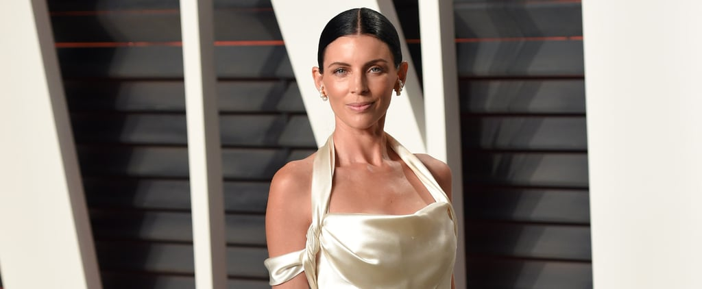 Liberty Ross's Wedding Dress at the Oscars Afterparty