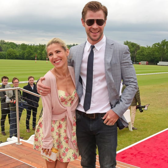 Elsa Pataky Quotes About Chris Hemsworth April 2017