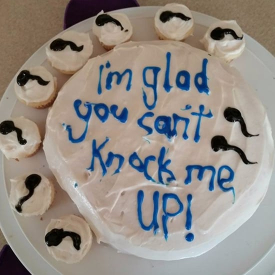 Wife Bakes Her Husband a Vasectomy Cake