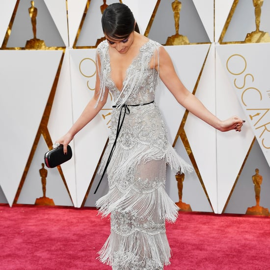 The Best Moments on the 2017 Oscars Red Carpet