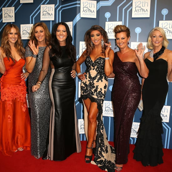 The Real Housewives of Melbourne Tension: Andrea and Gina