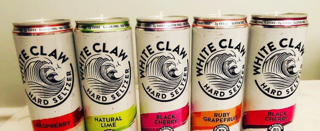White Claw Candles Are Available on Etsy