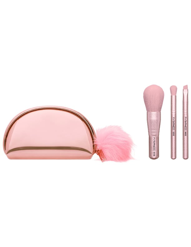 MAC Snow Ball Brush Kit Mini