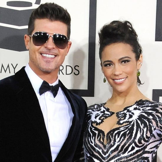 Robin Thicke and Paula Patton Split