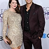 In January 2013, Danneel and Jensen made one of their last appearances before becoming parents. The couple couldn't have looked cuter at the People's Choice Awards.