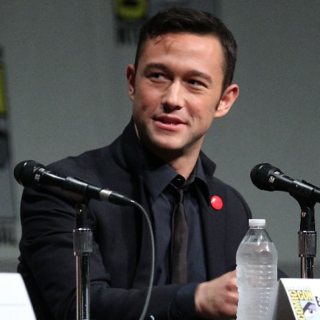 Comic-Con Looper Panel With Joseph Gordon-Levitt