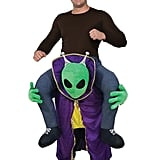 Adult Ride an Alien Costume