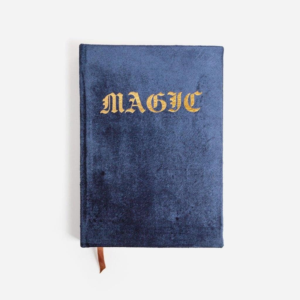 Magic Velvet Journal