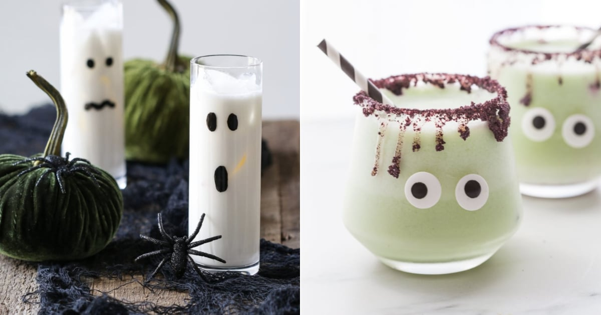 From a Death Eater's Negroni to a Vampire's Kiss, These Halloween Cocktails Are a Ghastly Delight