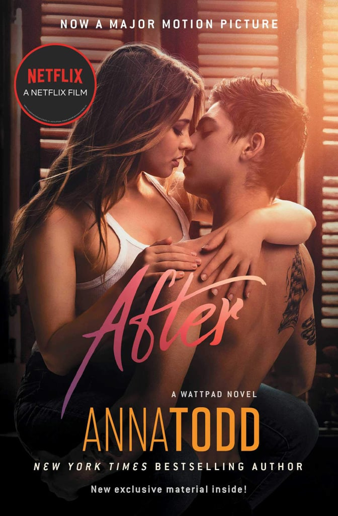 How Many After Books By Anna Todd Are There?