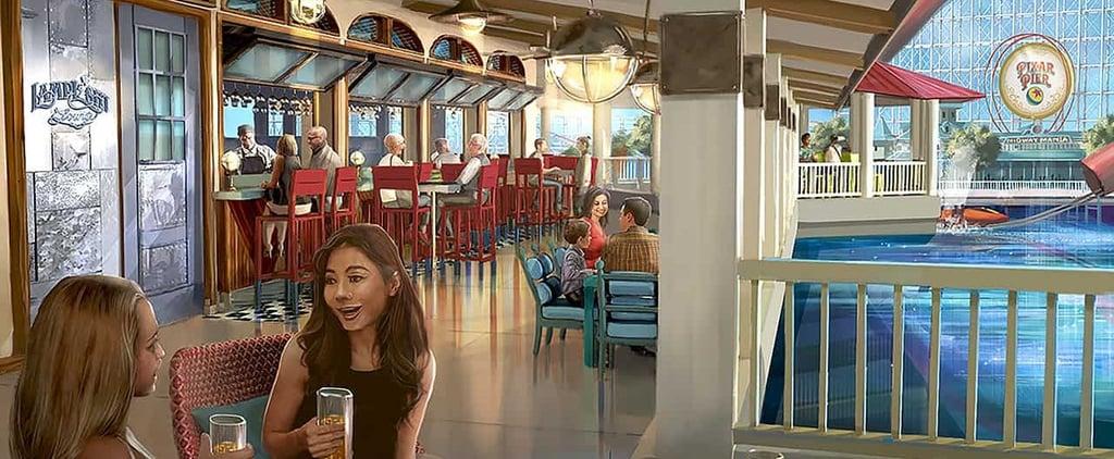 Lamplight Lounge Disneyland