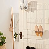 Metal Over-the-Door Shoe Rack