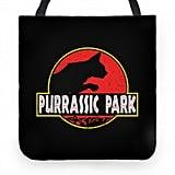 Purrassic Park Tote ($20, originally $25)