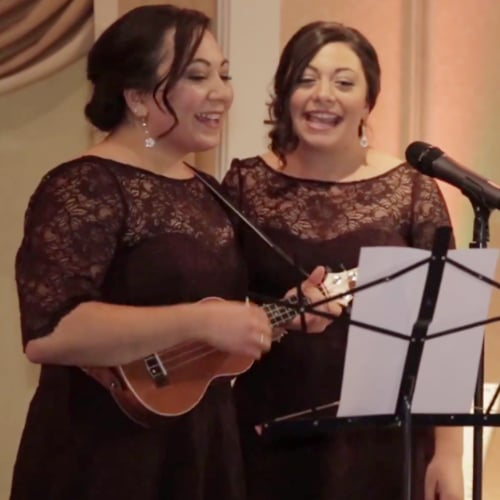 Sisters Wedding Toast Song Mashup