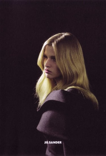 Stone-Cold Lara, Natasha Poly Come Clean for Jil Sander Fall 2008