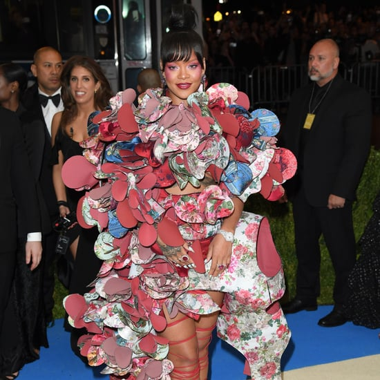 Celebrities Who Wore Comme des Garcons at the Met Gala 2017