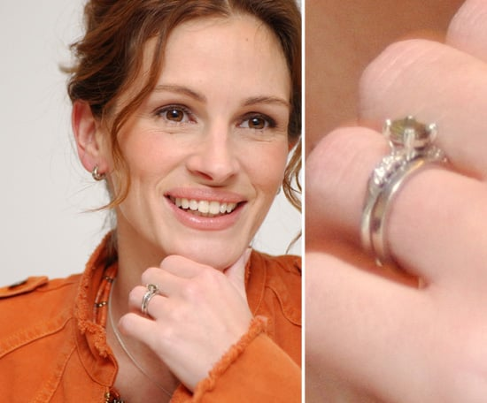 image gallery celebrity rings ring popsugar engagement pictures julia roberts photo