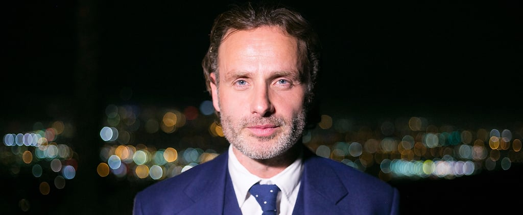 Andrew Lincoln Was in Princess Diana's Funeral