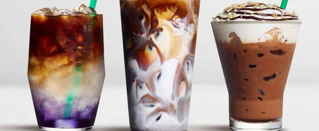 Starbucks Is Releasing the Coolest Color-Changing Cold Brew — but Only in Asia!