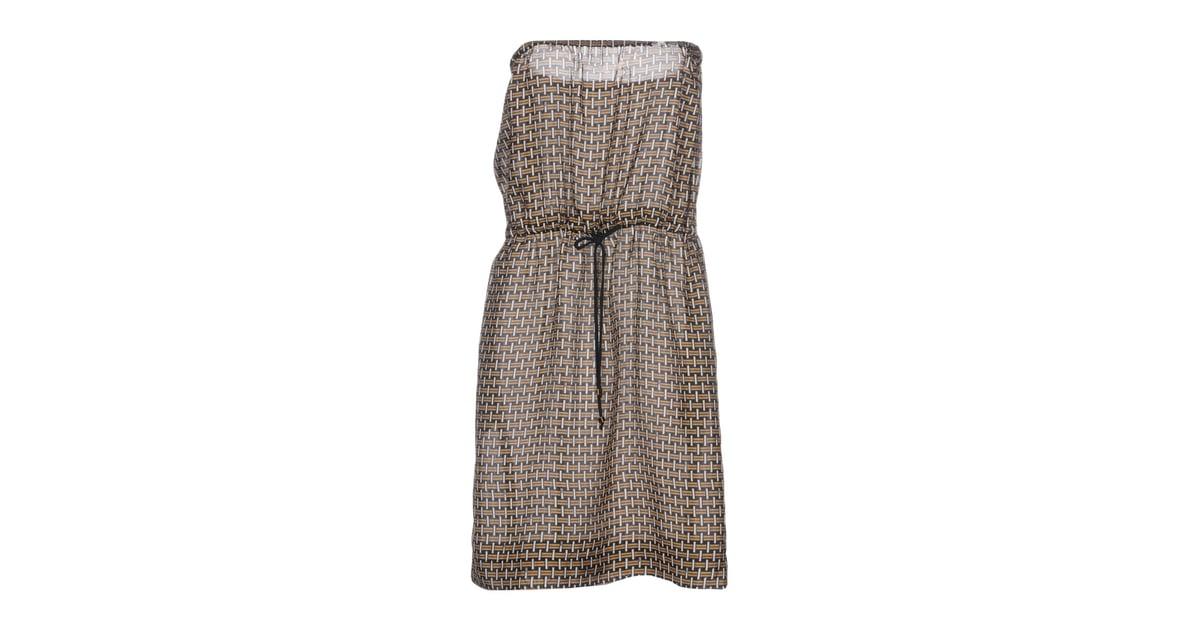Fendi Short Dress | Kylie Jenner Fendi Dress and Stroller ...