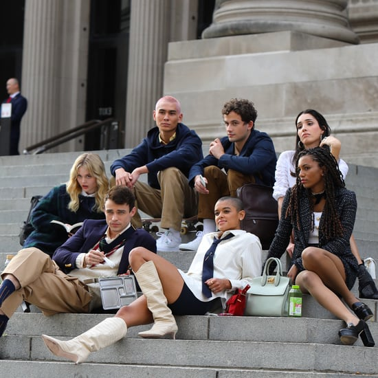 A First Look at the Outfits in HBO Max's Gossip Girl Reboot