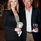 Lisa Kudrow and Michel Stern