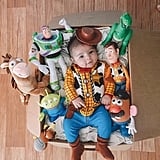 Zion Dressed as Woody