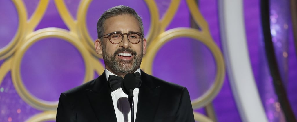 What Did Steve Carell Say at the 2019 Golden Globes?