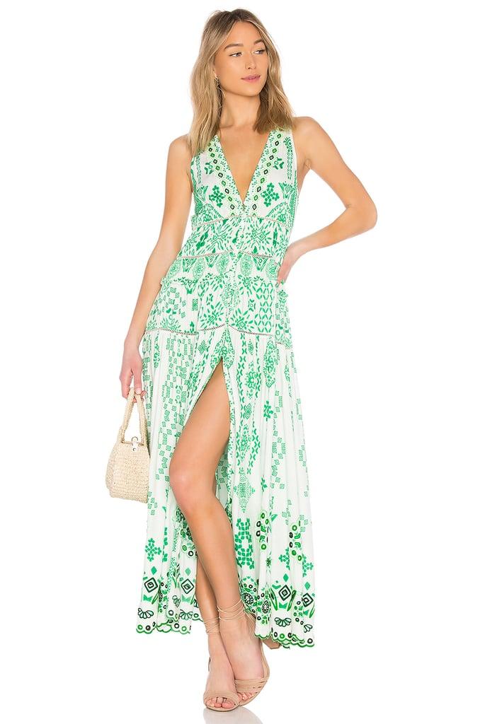9e25eb84ef Rococo Sand Jade Maxi Dress