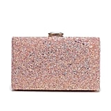 Sparkling Glitter Evening Clutch