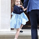 Princess Charlotte's Personality Traits