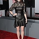 Ashley Greene dressed to impress at the People's Choice Awards.